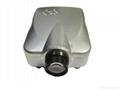 維亮特迷你便攜式LED投影機,V32HD帶HDMI端口 2