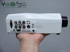 維亮特高清迷你LED投影機V32HD