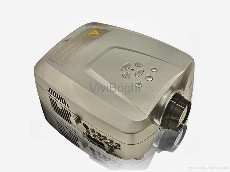 維亮特高清迷你LED投影機帶HDMI 1