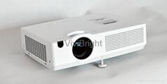 維亮教育、家用專業3LCD投影機PLX8000HD帶HDMI