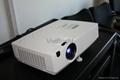 維亮教育、家用專業3LCD投影機PLX8000HD帶HDMI 3