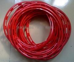 涂料铁桶防护胶圈(红色)