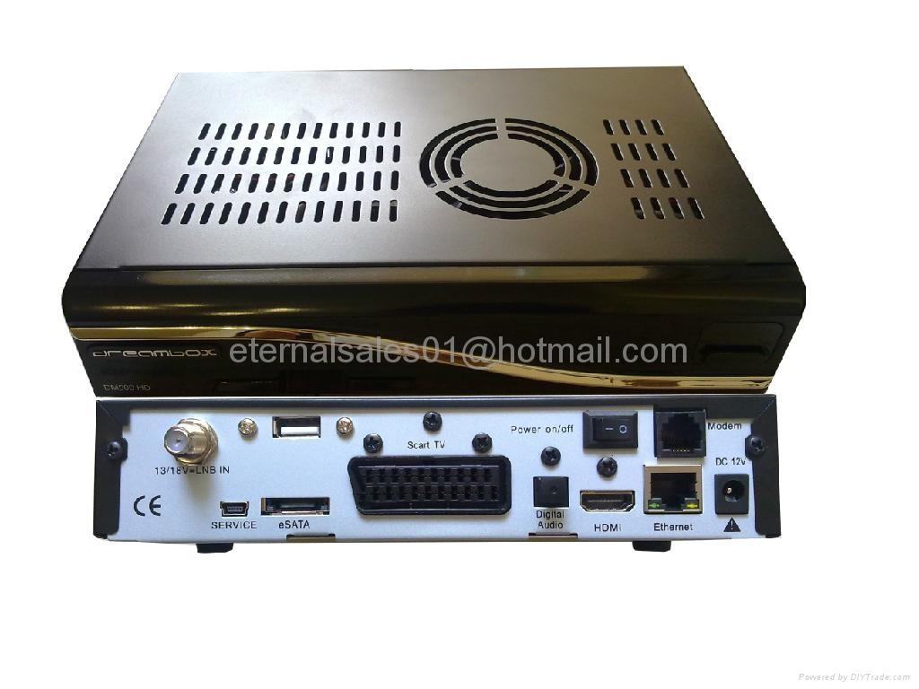 Dreambox 500HD - DM500HD (China Manufacturer) - Radio TV