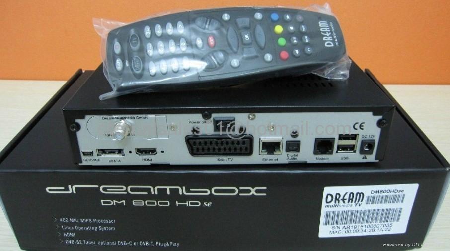 Dreambox 800HD SE - 800SE (China Manufacturer)