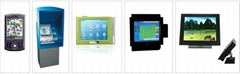 touch screen ,touch panel , PDA