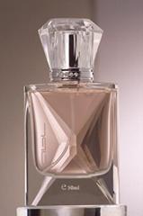crystal perfume bottle1013