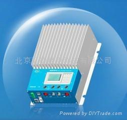 网络型  功率点跟踪太阳能电源控制器 1
