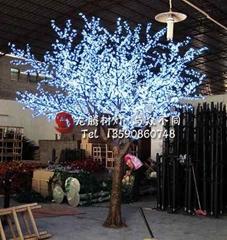 LED仿真樹