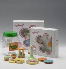 玉米塑料玩具