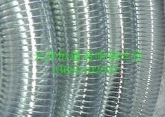 天津恒通优质PVC透明钢丝软管