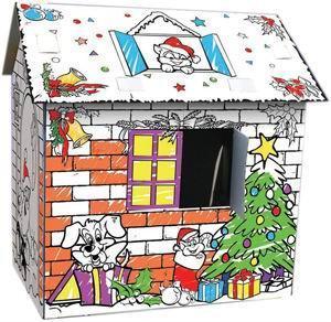 儿童小屋,小房子,可自己组装,可绘画