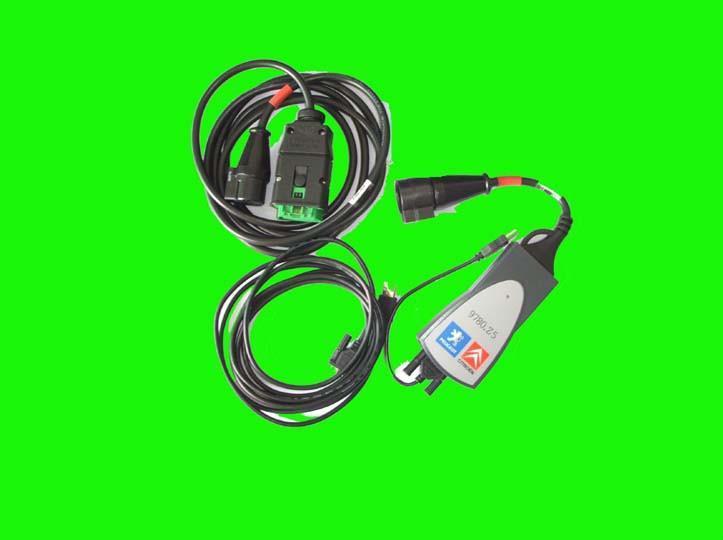 PSA XS Evolution(Lexia3)   diagnostic tool 1