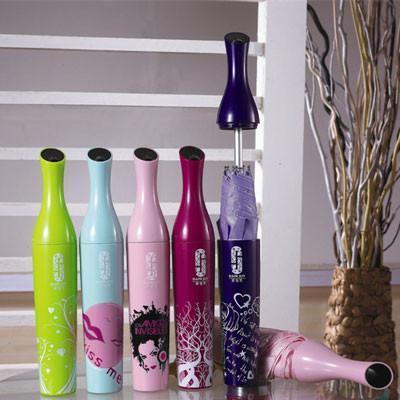 花瓶伞 1
