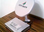 电视卫星信号接收器 电视卫星接收器 卫星天线