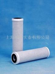 颗粒活性炭滤芯