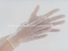 一次性PVC手套disposable vinyl glove
