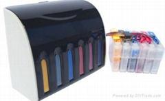 厂家热销联沃09D豪华连续供墨系统