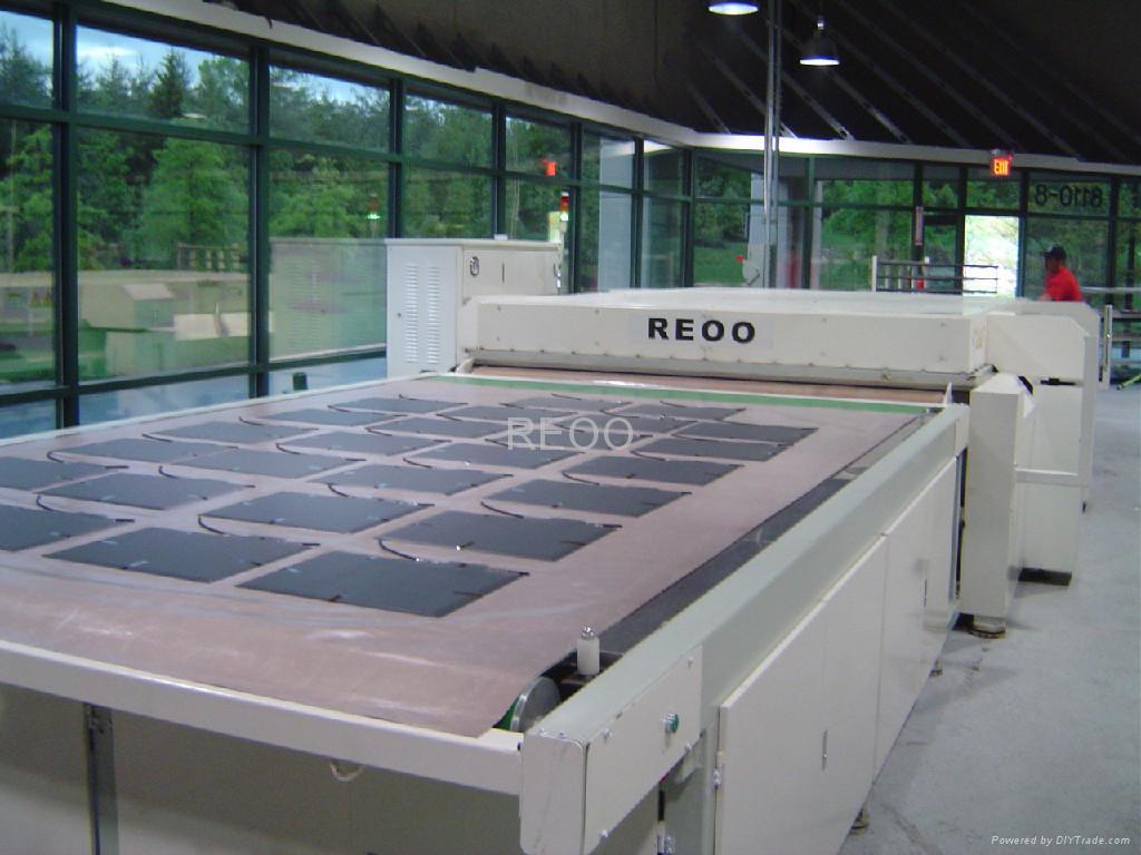 Solar Panel Laminate Machine Reoo China Manufacturer