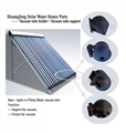 Solar water heater accessories-tube holder