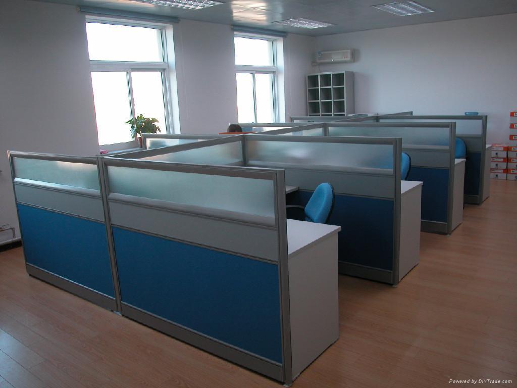 Modern office partition xz ws 12 dalian xinzhi china for Modern office partition design