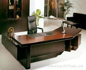 modern wood office executive desk xz ed 08 dalian