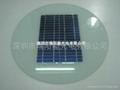 8w透明太陽能板