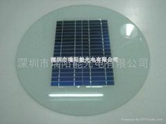 8w透明太阳能板