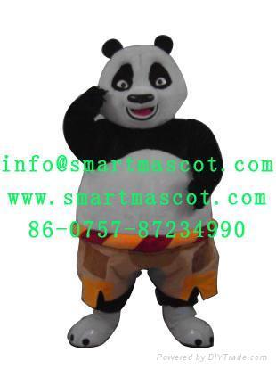 可爱的人偶熊 - 名雅卡通人偶 (中国) - 其它服装