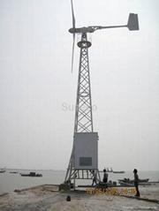 Suneco Wind Generator 300W-20KW