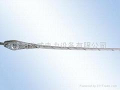 OPGW光缆用耐张线夹_光缆金具_沈阳光缆金具