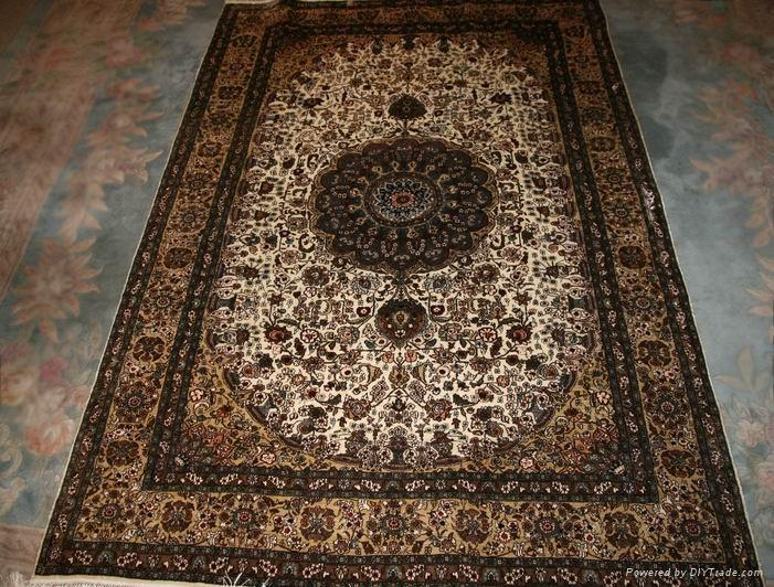 400l hand knotted silk carpet hld002 henglida china for What carpet should i buy