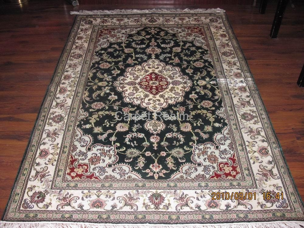 Nice Hand Knotted Persian Rugs Hld010 Hld China
