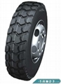 all-steel radial truck tyre 1