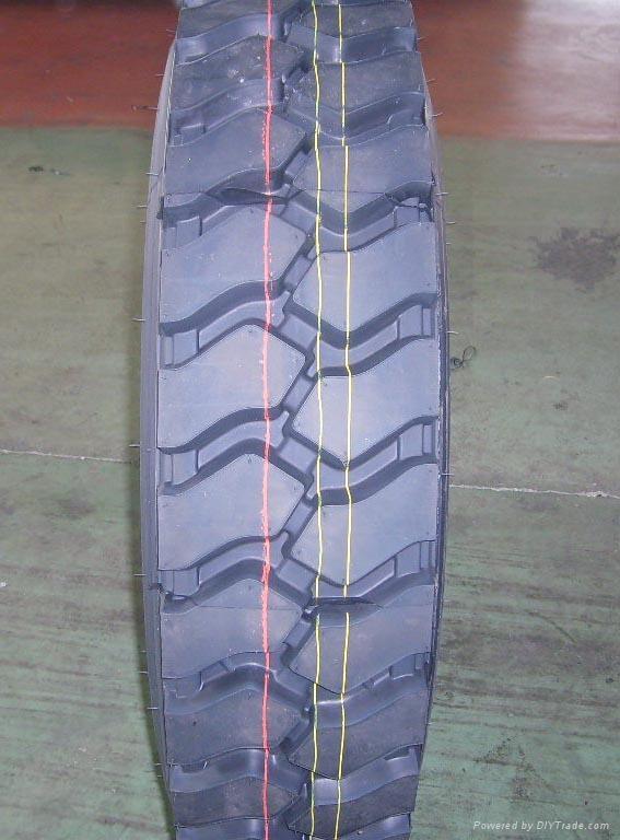 truck tyre 1