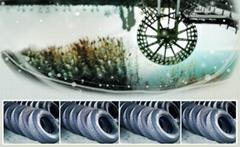 radial truck tyre