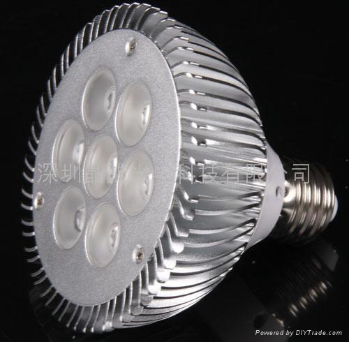 貼片LED大功率射燈PAR30 1