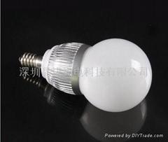 E14貼片LED球泡燈