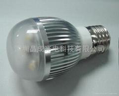 E27貼片LED球泡燈