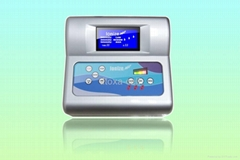 Ion detox machine