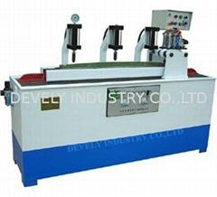 flat top carding clothing mounting machine