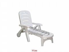 沙滩椅模具