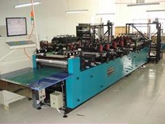 Three-side Sealing Bag Making Machine