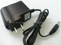 5V1A恒流电源 电池充电器 CE FCC ROHS PSE