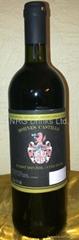 Bohnes spanish red table wine 11% alc.