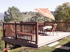 wpc railing