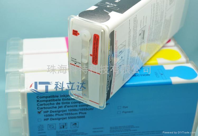 惠普大幅面墨盒5000 5
