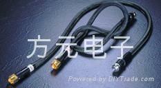 微波/射频电缆测试组件
