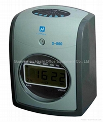 Aibao Time Recorder(time attendance system)