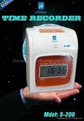 Aibao Time recorder(time