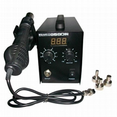 HUAKO 858D Digital Display Unsoldering Station with Hot Air